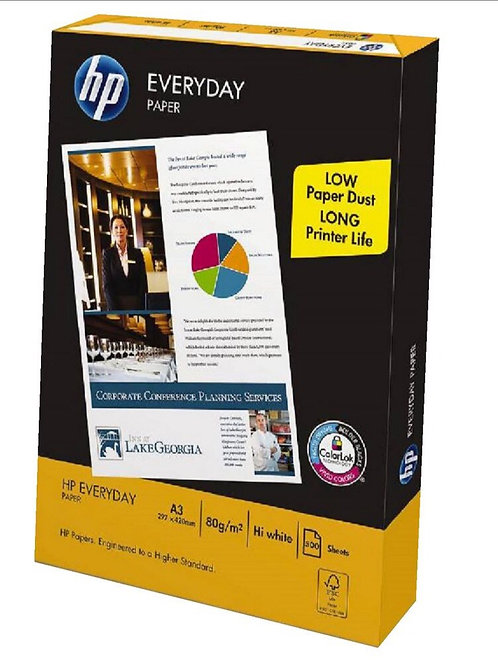 HP Everyday A3 Paper