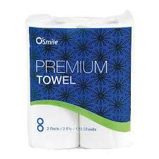 O'Smile Premium Kitchen Towel (X 2 Rolls)