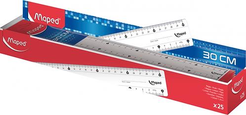Maped Regle Essentials 30cm Eco Sachet