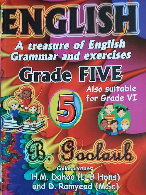 English Grade 5