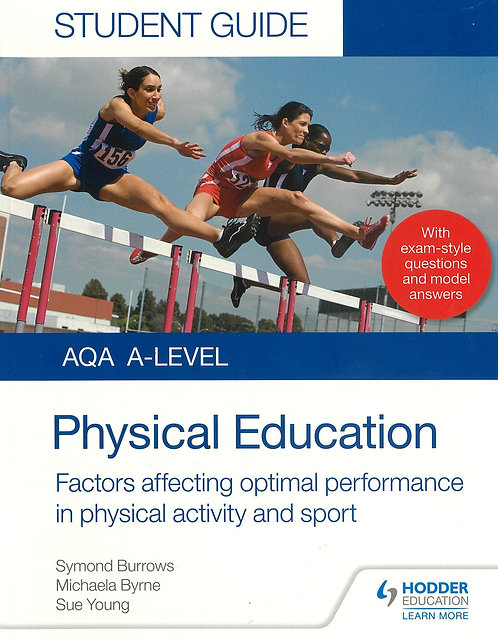 Physical Education AQA A Level Student Guide 2