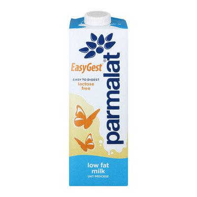 Parmalat Everfresh Lactose Free Low Fat 1Lt