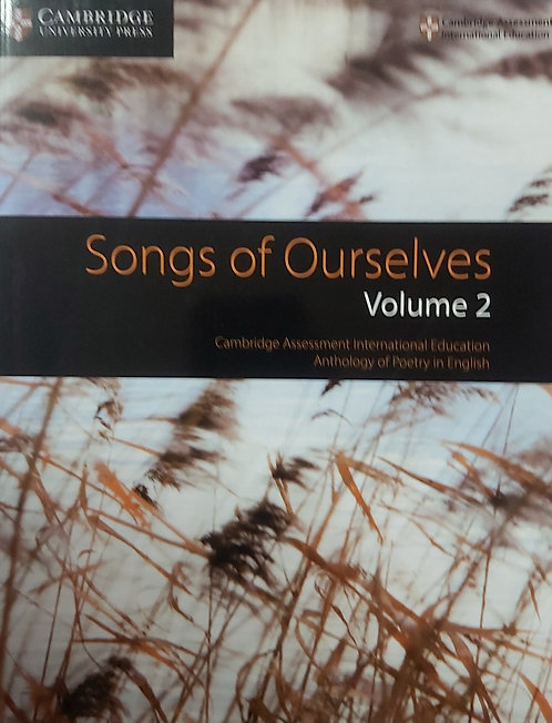 Songs Of Ourselves Volume 2 -Wilmer