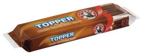 Bakers Topper Choco 125g