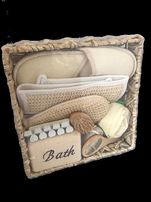 Bath Set (white)