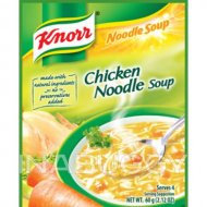 Knorr P.Soup Chicken Noodle 52g