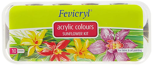 Fevicryl Sunflower Kit
