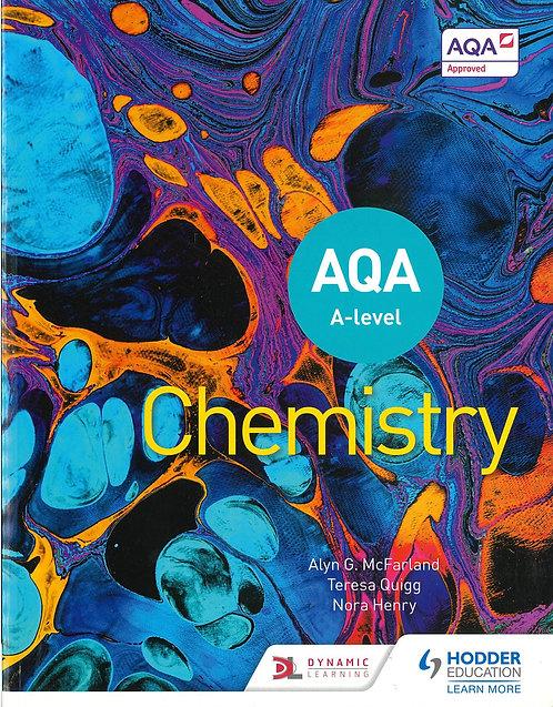 Chemistry AQA A Level