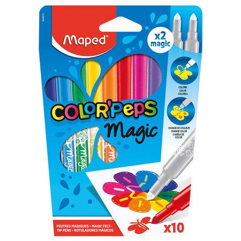 Maped Felt Pens Magic Set of 10
