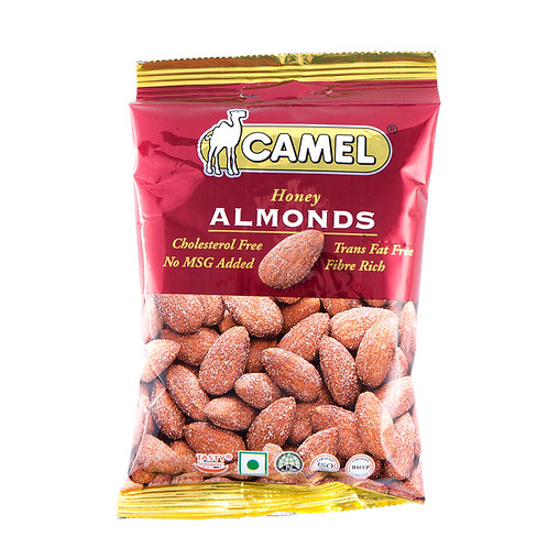 Camel 40G Honey Almonds