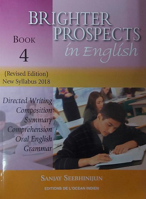 Brighter Prospect In English Book 4
