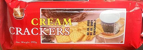 Navigable Cream Crackers (200G)