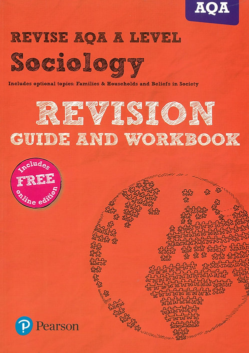 Sociology AQA A Level Revision Guide and Workbook