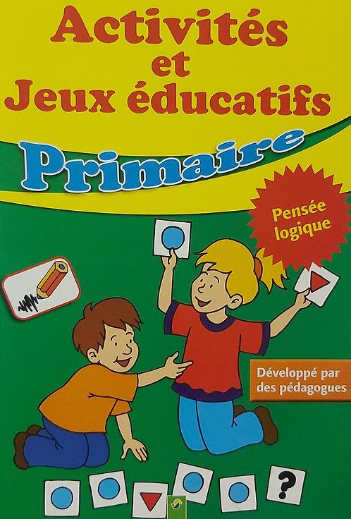 Activités et jeux éducatifs pensée logique primaire