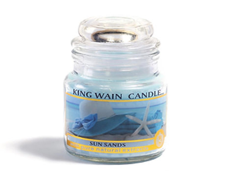 Scented Candle Jar (48hrs)-Various Scents