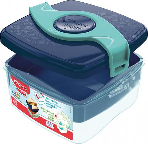 Boîte à Déjeuner Bleu 1.4l