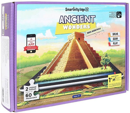 Ancient wonders Magic jigsaw puzzle