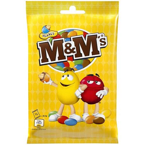 M&Ms Peanut 100g