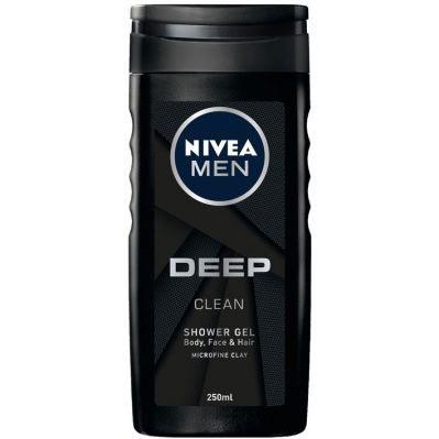 Nivea Gel Douche Deep 250ml