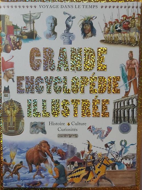 Voyage Dans Le Temps (Grande Encyclopedie Illustree)
