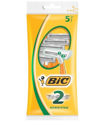 Bic 2 Sensitive (5+1 Free)