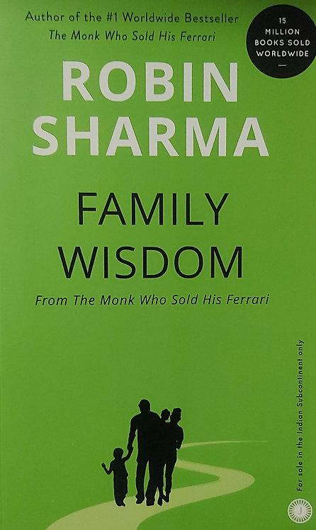 R.Sharma Family Wisdom