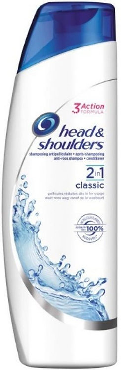 Head & Shoulders Classic 2in1 255ml