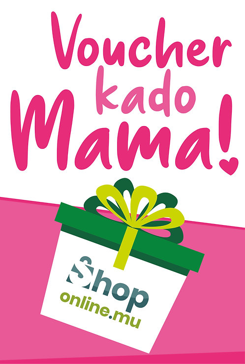 Mother's Day Voucher (Starting from Rs 500.00)