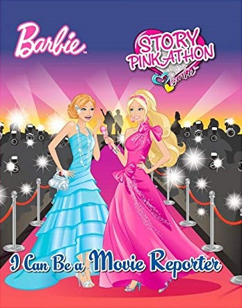 Barbie - I Can be a Movie Reporter