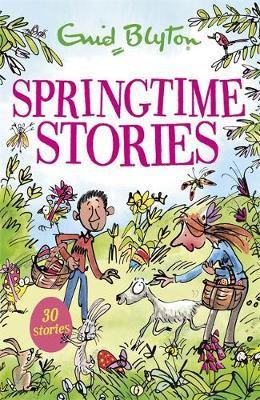 Springtime Stories 30 Stories - Enid Blyton