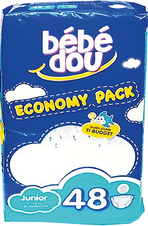 Bebedou Economy Junior (pack of 48)