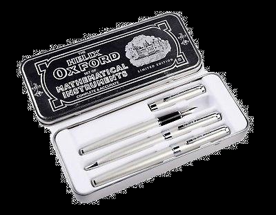Oxford Silver Writing Pen Set