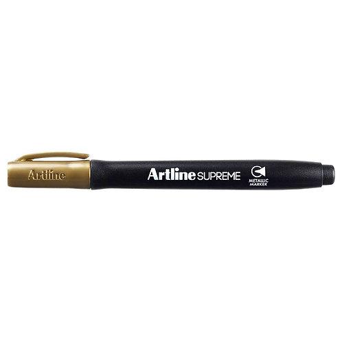 Artline Supreme Metallic Markers - Gold