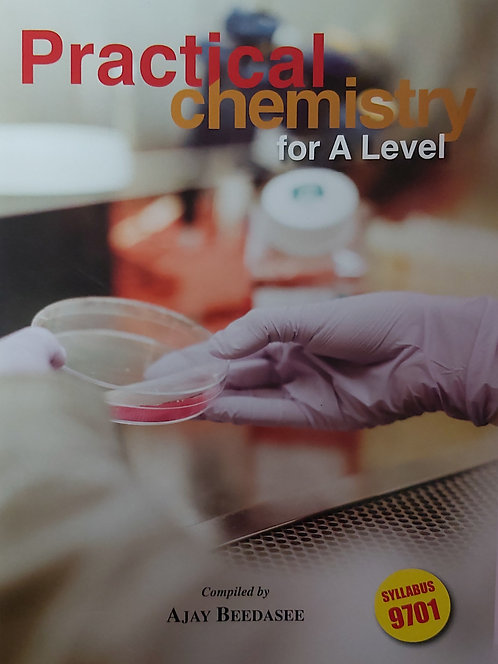 Practical Chemistry For A Level 2nd Ed