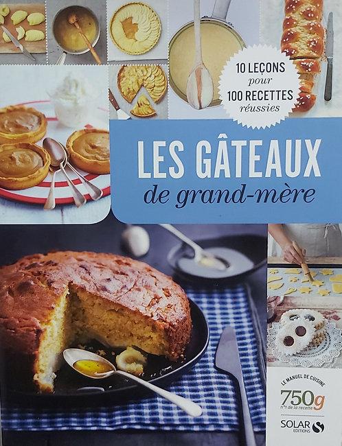 Les gâteaux de grand-mère