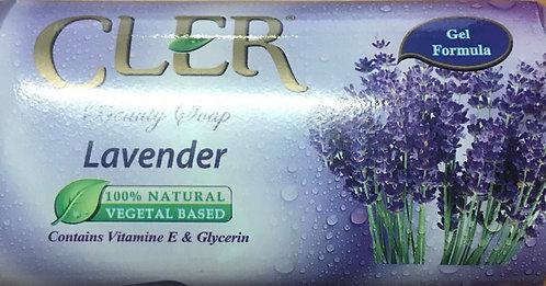 Cler Lavender Soap 125g