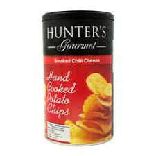 Hunter'S Smoked Chilli C. Chips 150g