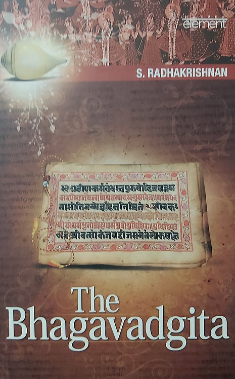 The Bhagavadgita by S. Radhakrishnan - Harper Element