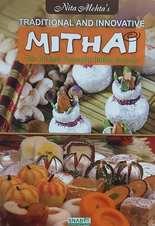 Traditional And Innovative Mithai