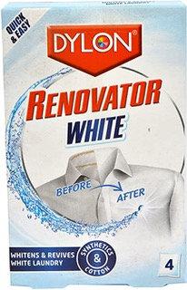 Dylon Ultra Whitener 4 Sheets