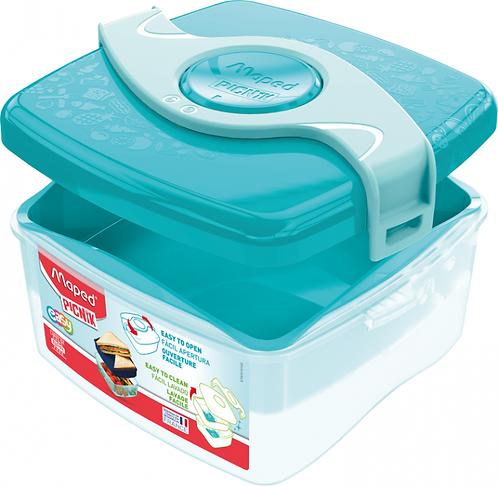 Boîte à Déjeuner Turquoise 1.4l