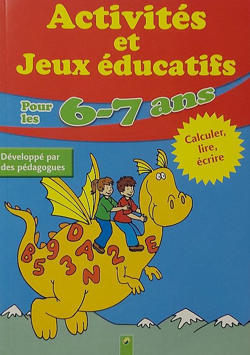 Activités et jeux éducatifs pour les 6-7 ans