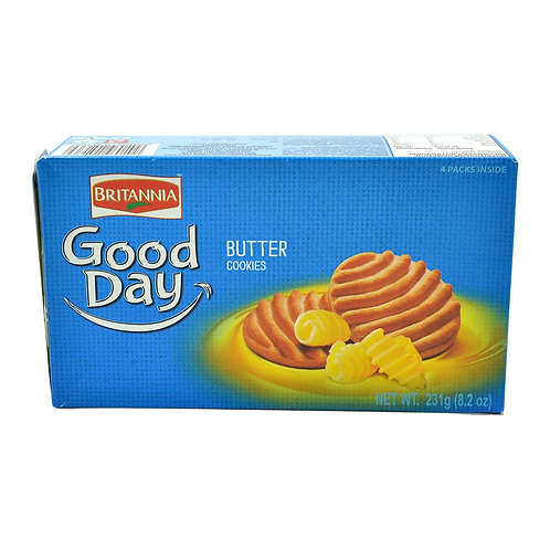 Good Day Butter Cookies 231g