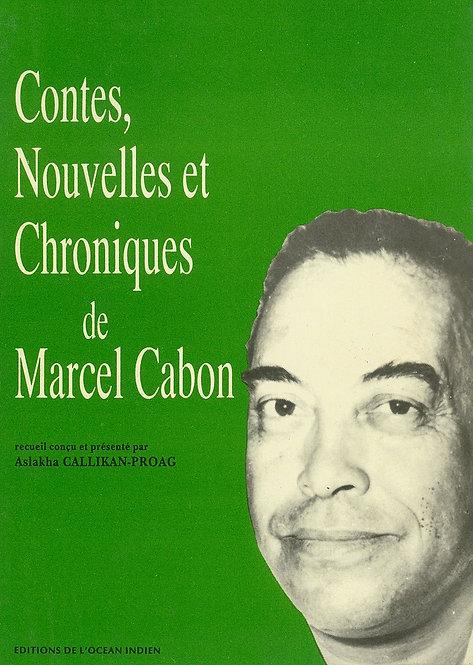 Contes Nouvelles & Chroniques de Cabon