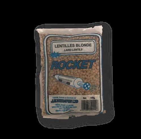 Rocket Lentilles Blonde (500g)
