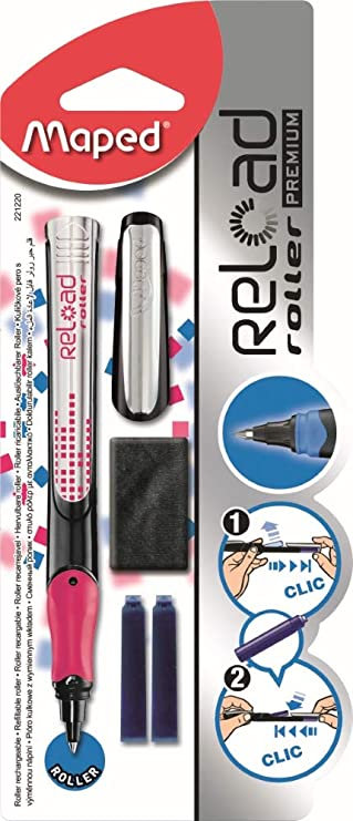Maped Stylo Plume Reload Premium Teens Medium