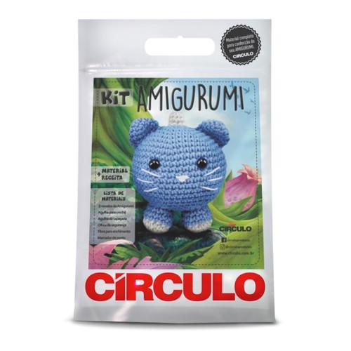 Gatos Brincalhões PDF Receita de Amigurumi - Padrão de Crochê ... | 500x500