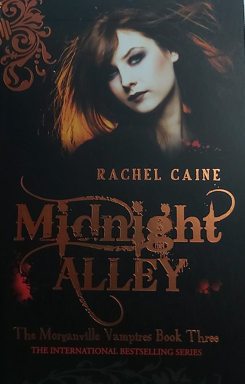 Midnight Alley Book 3-The Morganville Vampires by R.Caine