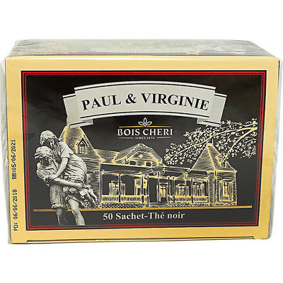 Bois Cheri Paul & Virginie 100g