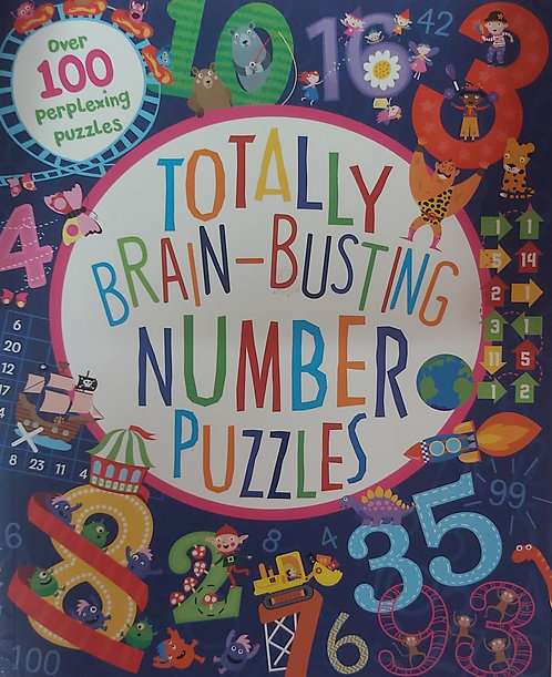 Totally Brain-Busting Number Puzzle
